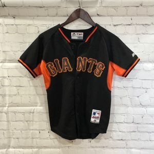 San Francisco Giants Youth Jersey